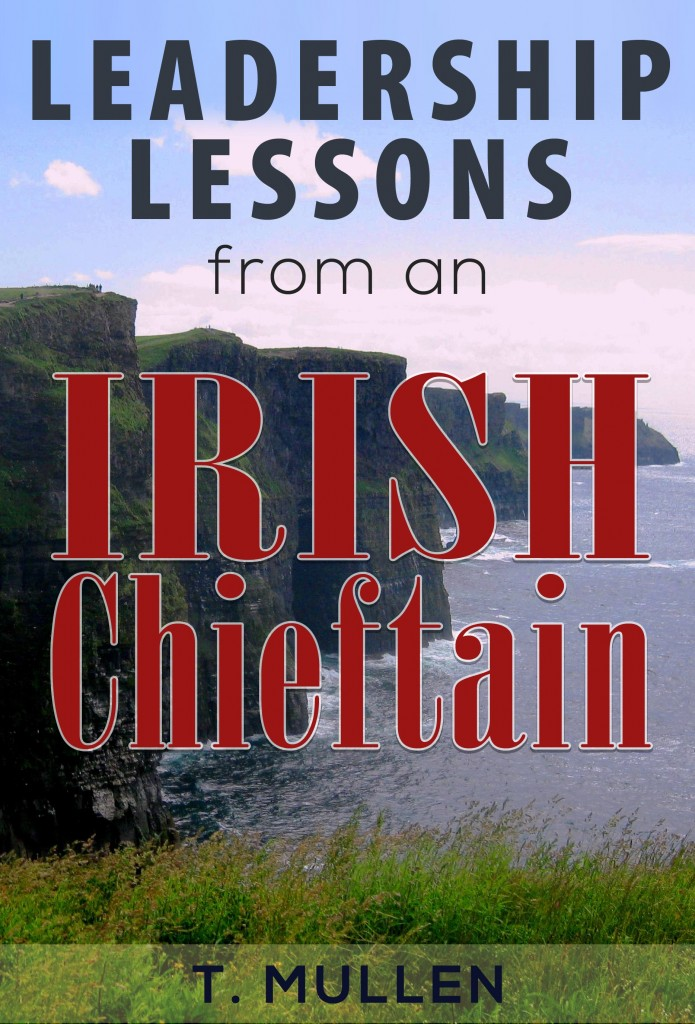 Irish Chieftain Cover NEW Updated Cropped