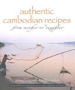 Cookbook Cover - Cambodia