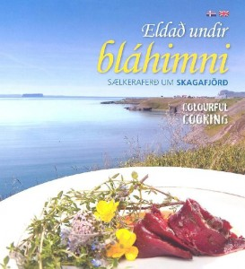 Cookbook Cover - Iceland